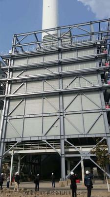1.高气速高效湿式静电除尘(雾)器