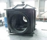 2.湿式电除尘器部件
